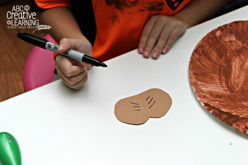 Groundhog Paper Plate Kids Craft February