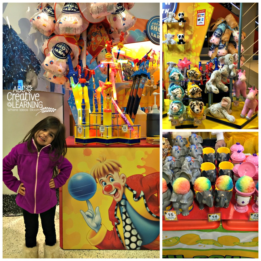 Ringling Bros. and Barnum & Bailey CIRCUS XTREME Treats