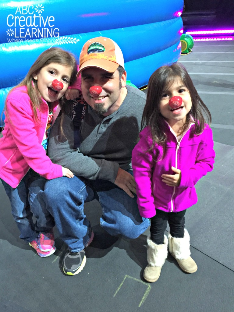 Ringling Bros. and Barnum & Bailey CIRCUS XTREME family time