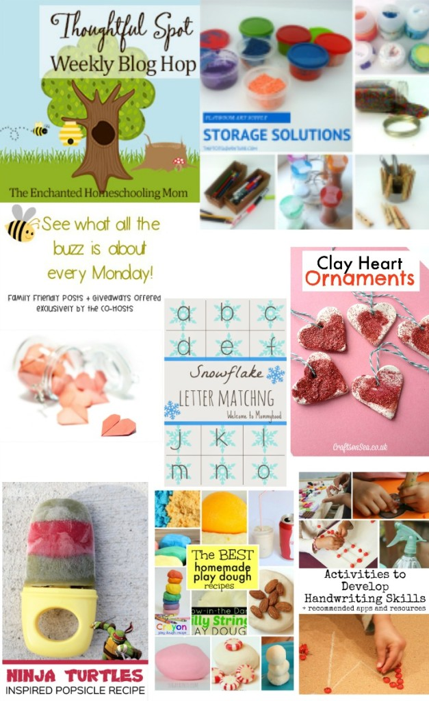 The Thoughtful Spot is a place to gather every week to share your family friendly posts, crafts, educational ideas, recipes, and more! February Ideas