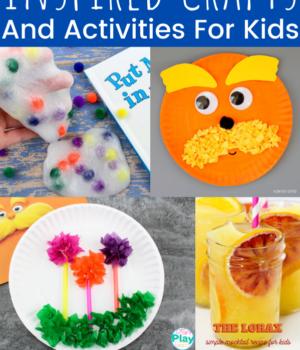 Dr. Seuss Kids Crafts and Activities