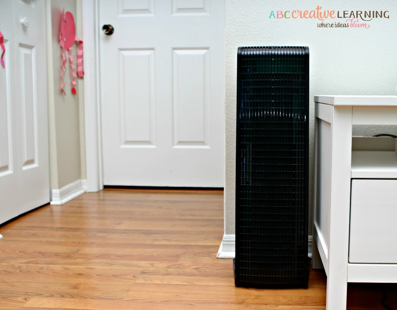 Holmes® Smart Air Purifier with WeMo® Review and Giveaways
