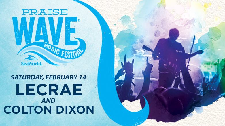 SeaWorld Orlando's NEW Praise Wave Christian Music Festival