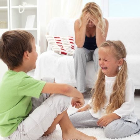 10 Tips Guaranteed To Help End Sibling Fighting