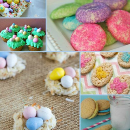 15 Cute and Easy Easter Cookies