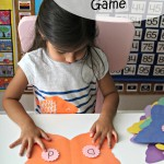 Butterfly Letter Matching Game