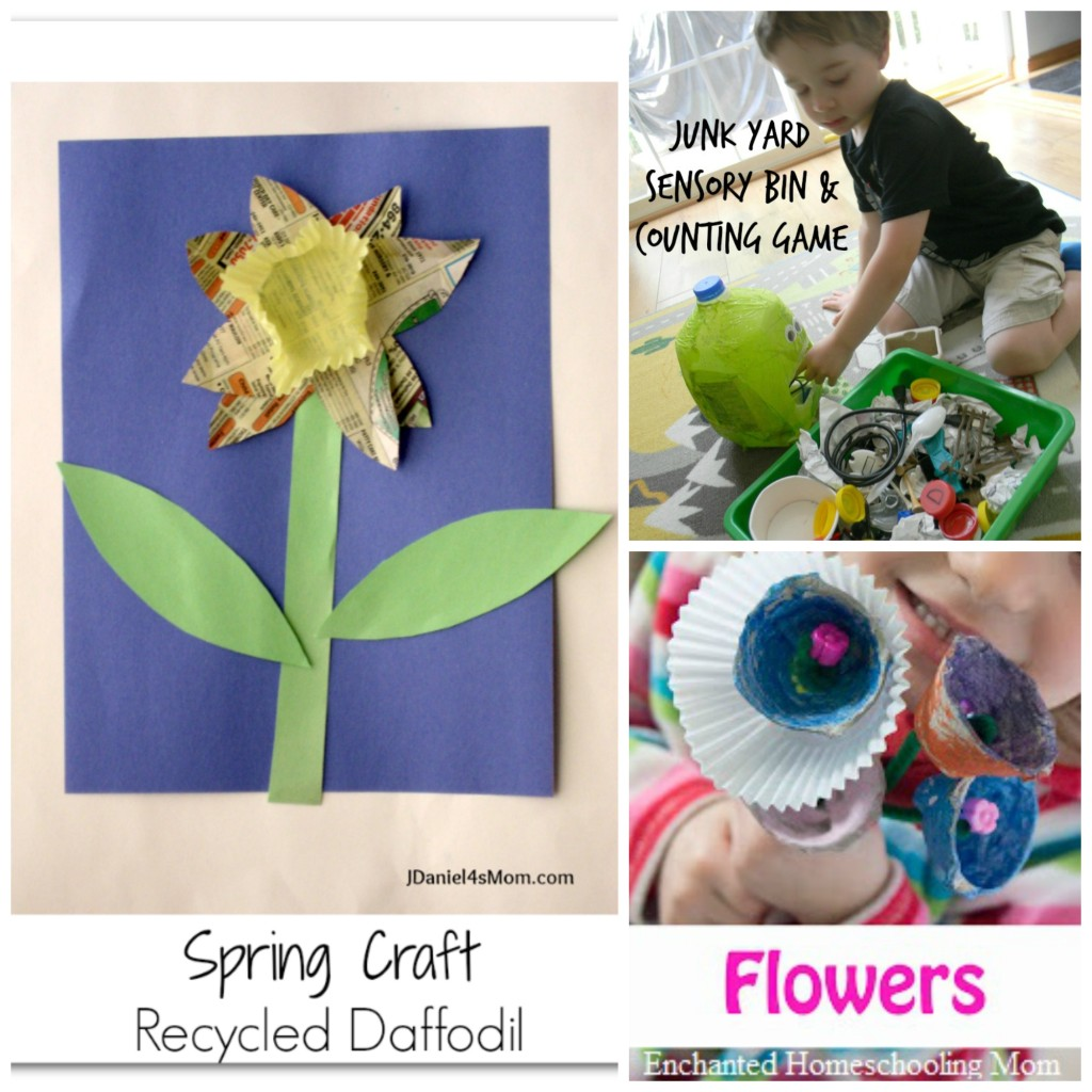 Creating Kids Crafts with Reusable Materials Ideas
