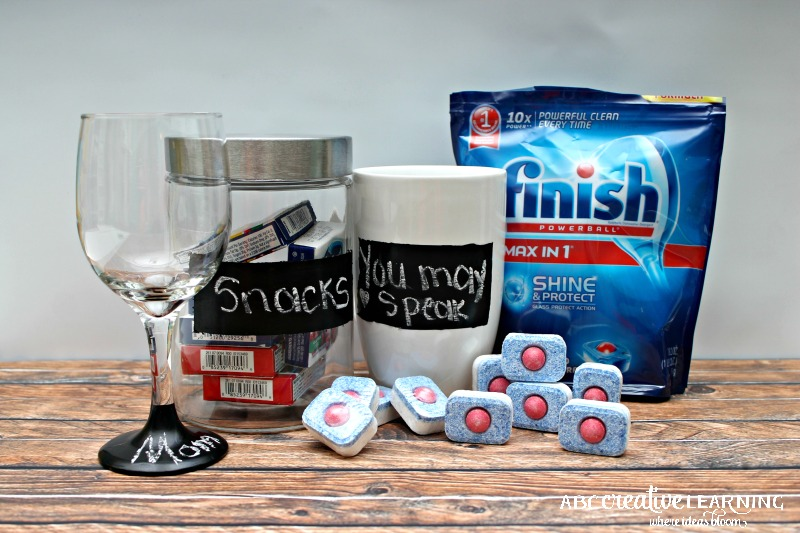 DIY Home Chalk Projects with Finish® Max in 1 Tutorial