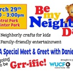 Orlando Meet Daniel Tiger at Meet My Neighbor Day!