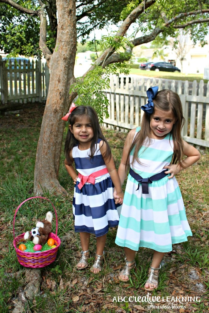 Ready for Spring with Carter's #SpringIntoCarters Easter Dresses