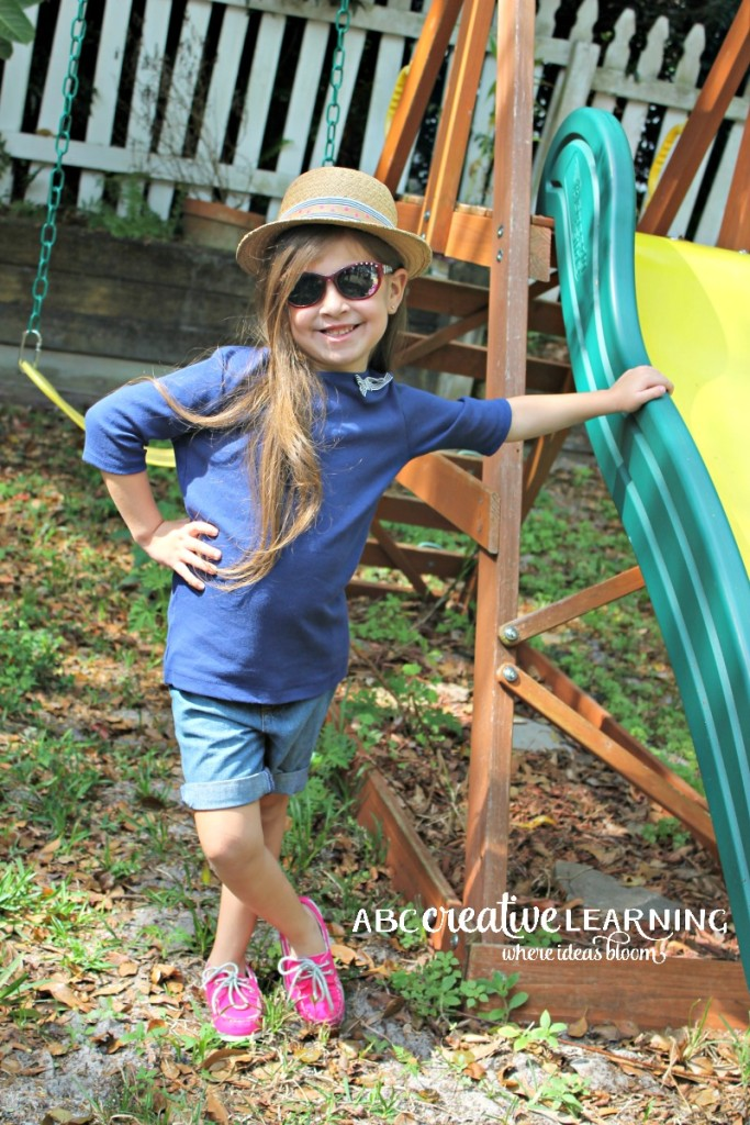 Ready for Spring with Carter's #SpringIntoCarters Jean Shorts
