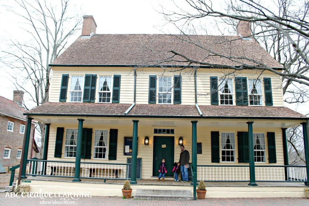 Tavern at Old Salem