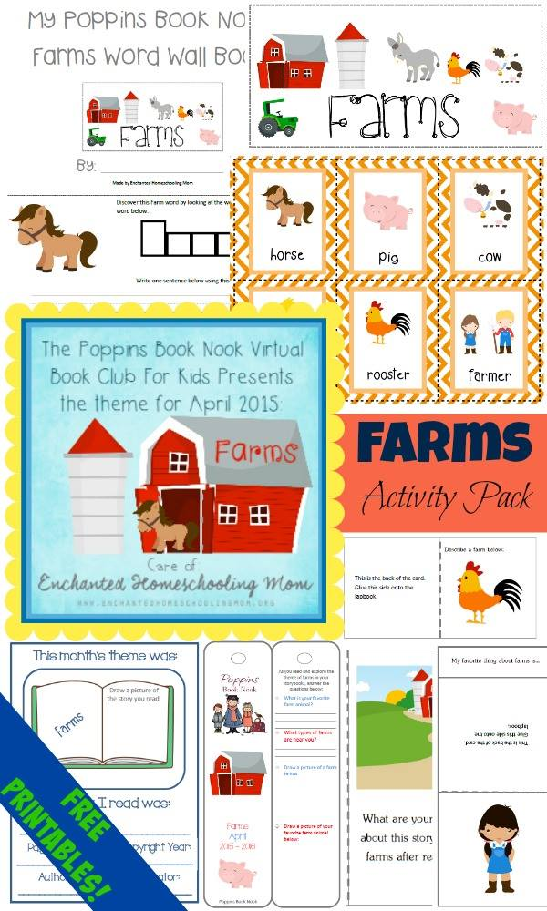 Down On the Farm Activity Round-Up PBN