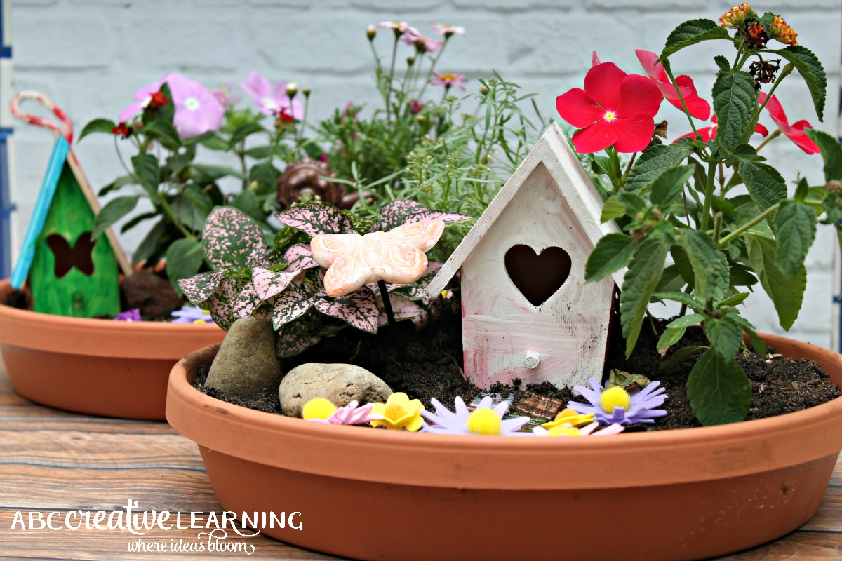 Exciting Fairy Garden Houses How To Make Images   Simple Design Home .