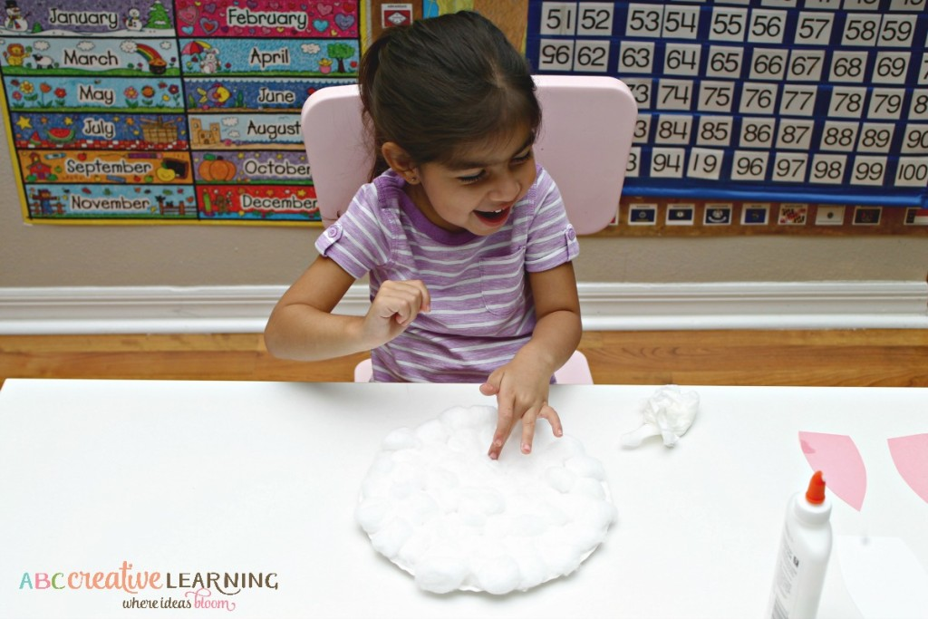 Easy Paper Plate Bunny Craft for Kids Sensory Activity
