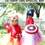 Girls Love MARVEL Avengers In Their Own Special Way