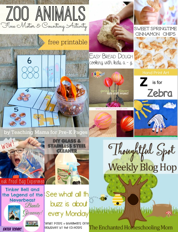 The Thoughtful Spot Weekly Blog Hop
