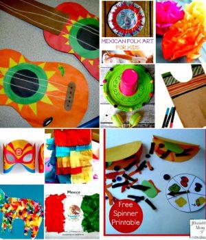 15 Fun Cinco de Mayo Ideas for Kids
