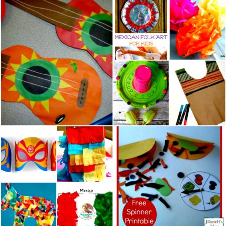 15 Fun Cinco de Mayo Ideas for Kids