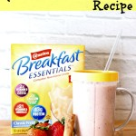 Breakfast Avena Smoothie Recipe