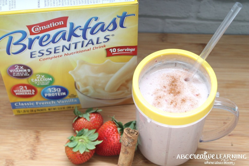 Breakfast Avena Smoothie Recipe Breakfast on the Go