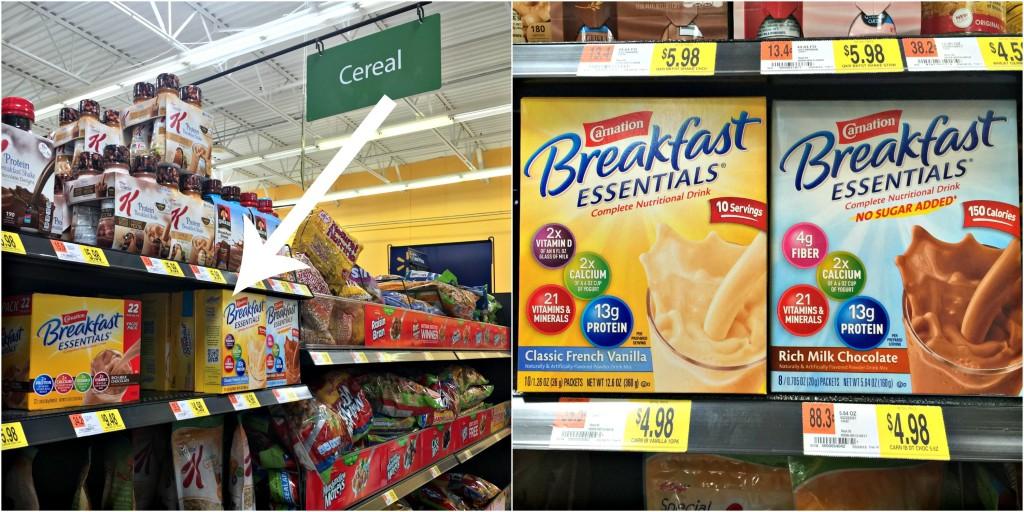 Breakfast Avena Smoothie Recipe WalMart