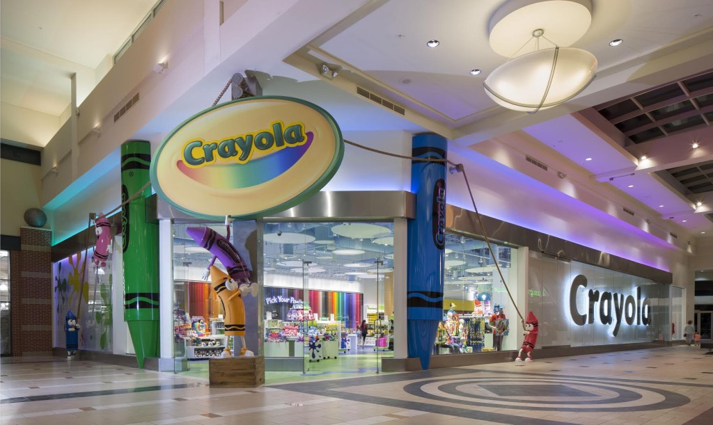 Crayola Experience Opens The Crayola Store at The Florida Mall Crayola Store