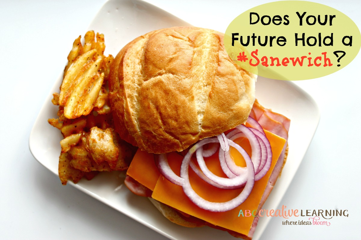 Does Your Future Hold a #Sanewich Recipe