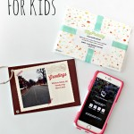 Easy Travel Flip Photo Book for Kids
