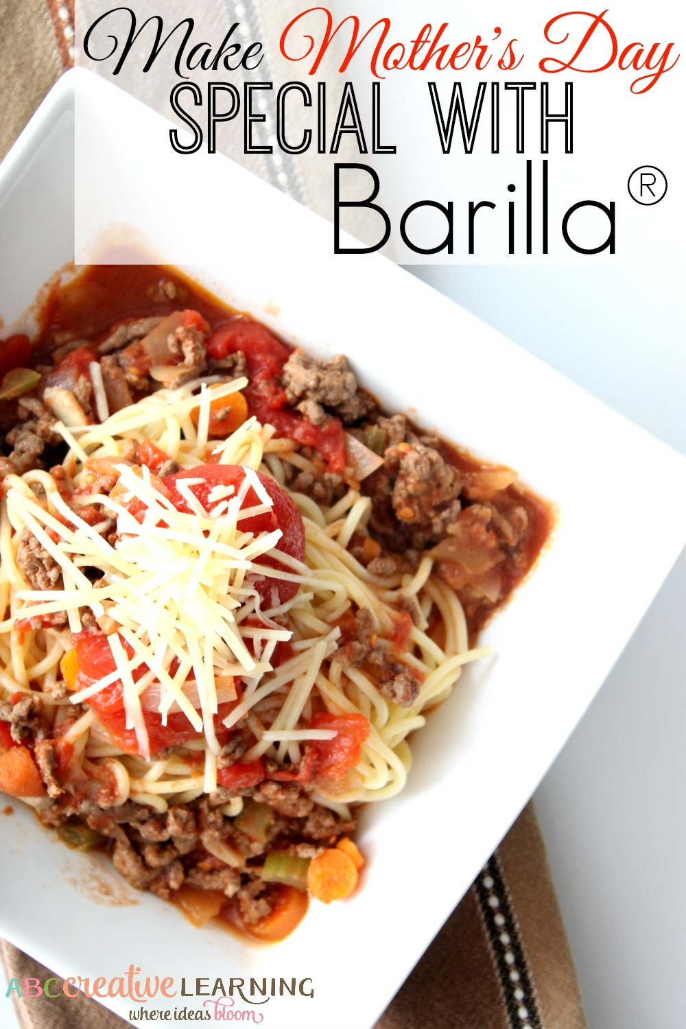 IMake Mother's Day Special with Barilla®