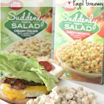 Suddenly Salads Perfect for Summer + Paypal Giveaway #SuddenlySalad