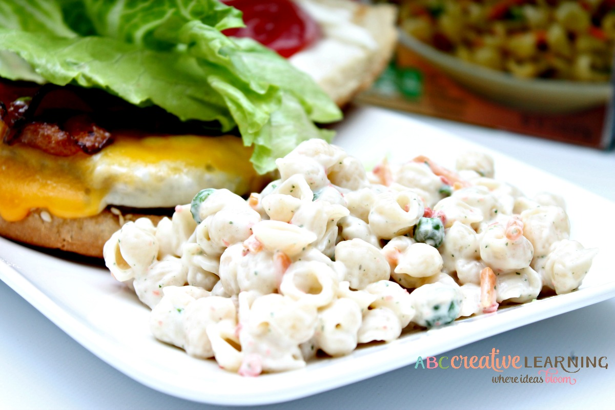 Suddenly Salads Perfect for Summer + Paypal Giveaway #SuddenlySalad Bacon Ranch Salad