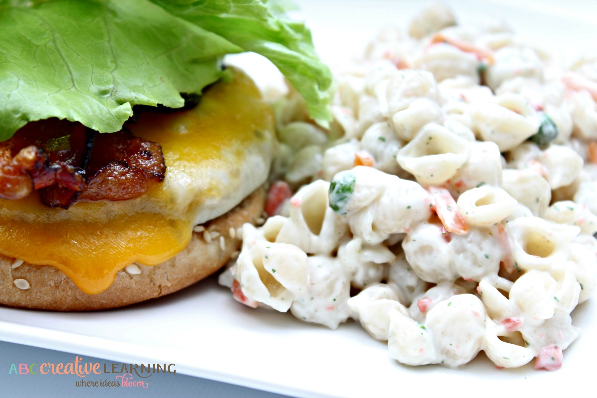 Suddenly Salads Perfect for Summer + Paypal Giveaway #SuddenlySalad Perfect with Grilled Burgers