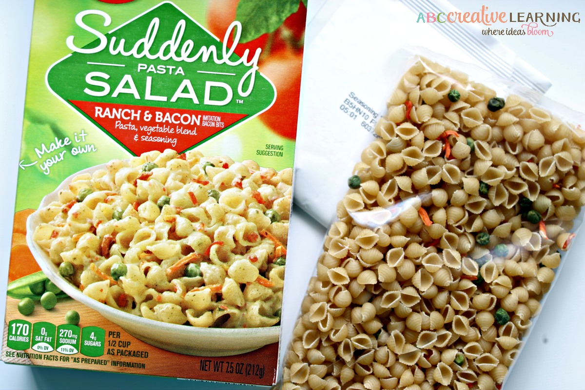 Suddenly Salads Perfect for Summer + Paypal Giveaway #SuddenlySalad Ranch & Bacon