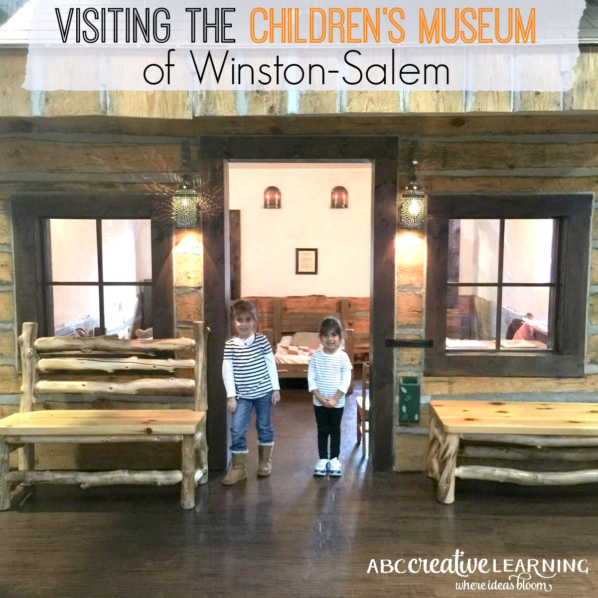 Visiting the Children's Museum of Winston-Salem