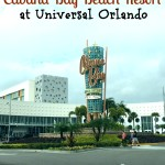 5 Reasons to Stay at Cabana Bay Beach Resort at Universal Orlando Resorts