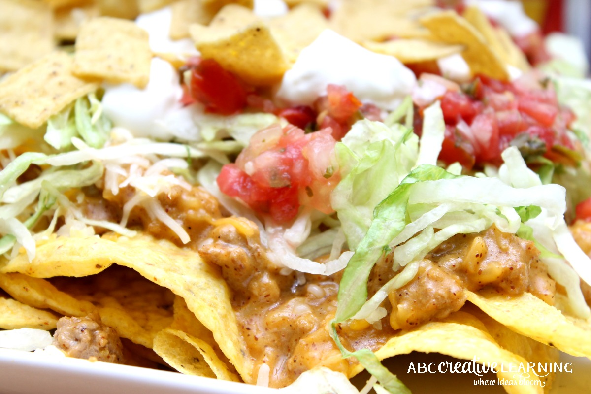 Easy Nacho Recipe Ingredients