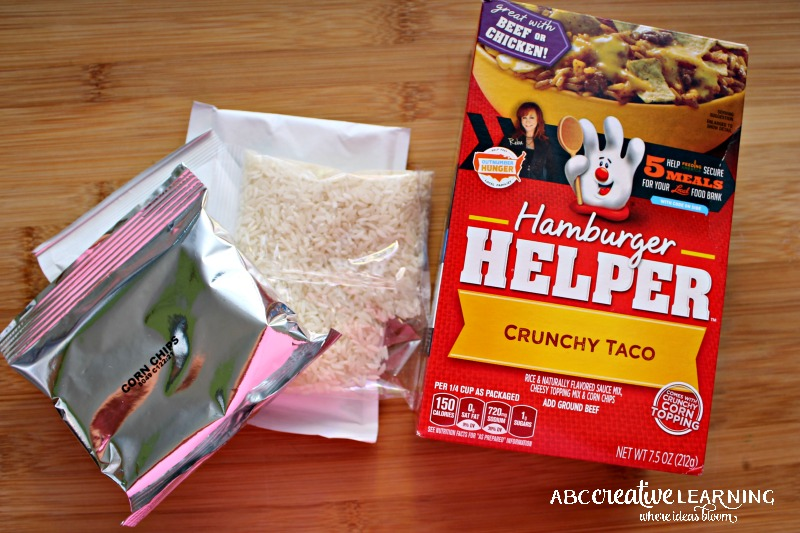 Easy Nacho Taco Recipe Hamburger Helper