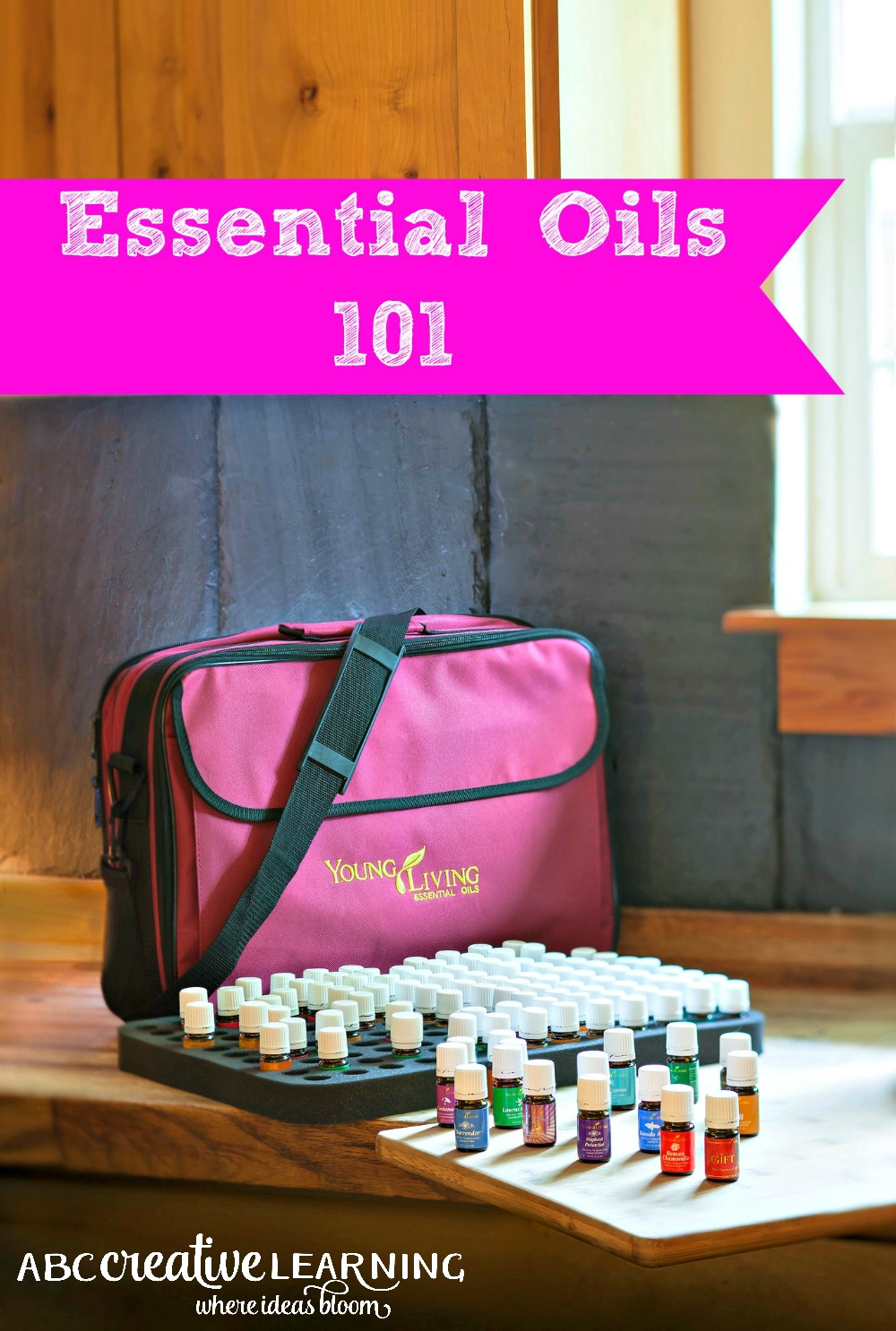 Essential Oils seems to the newest thing out, but like everything being educated in essential oils is very important! Knowing some basic Essential Oils 101 is a great start to benefitting the most from your EO! - abccreativelearning.com