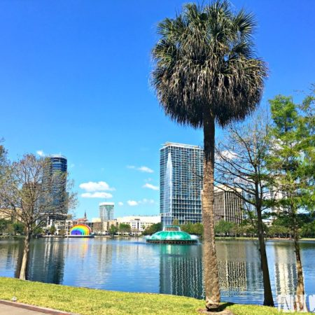 Free Things To Do In Orlando Lake Eola