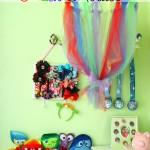 No Sew Tulle Toy Plush Holder Inspired by Inside Out Emotions