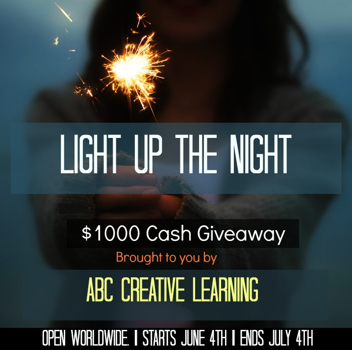 Light Up The Night $1,000 Cash Giveaway