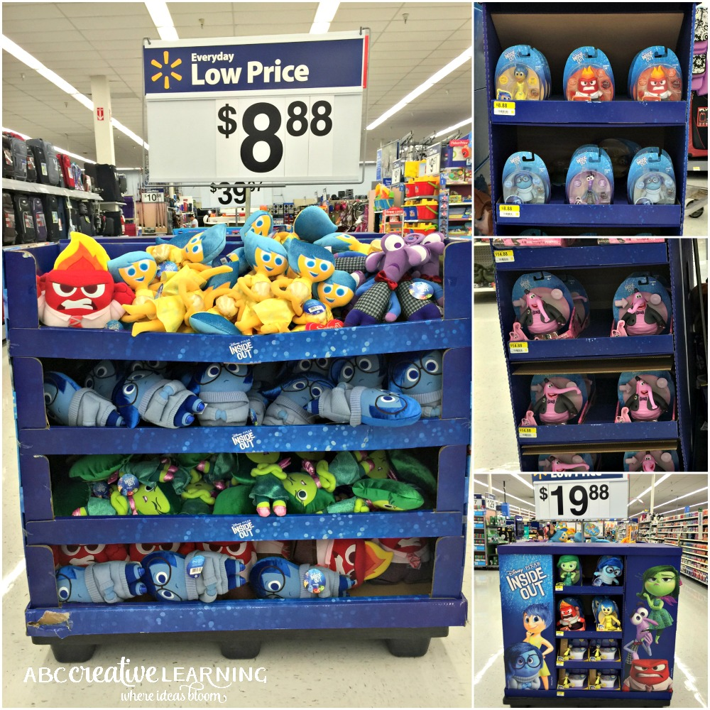 Toys From Walmart : No sew tulle toy plush holder inspired by inside out emotions