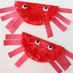 Paper Plate Ocean Crab Craft