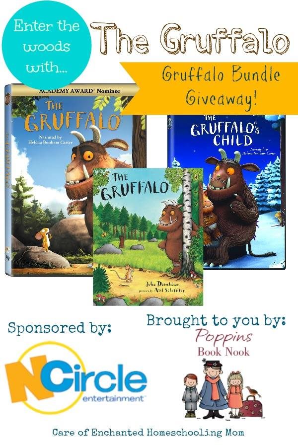 The Gruffalo Giveaway