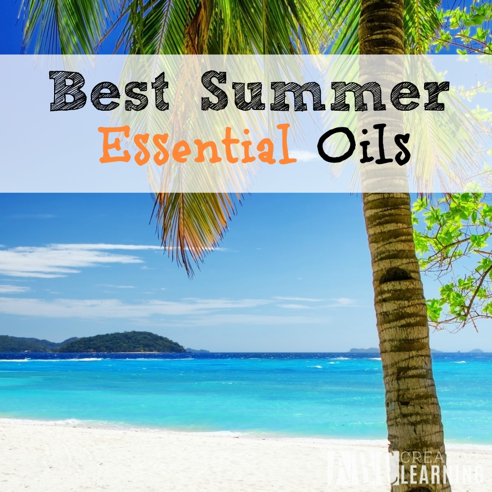 Best Summer Essential Oils Must-Haves