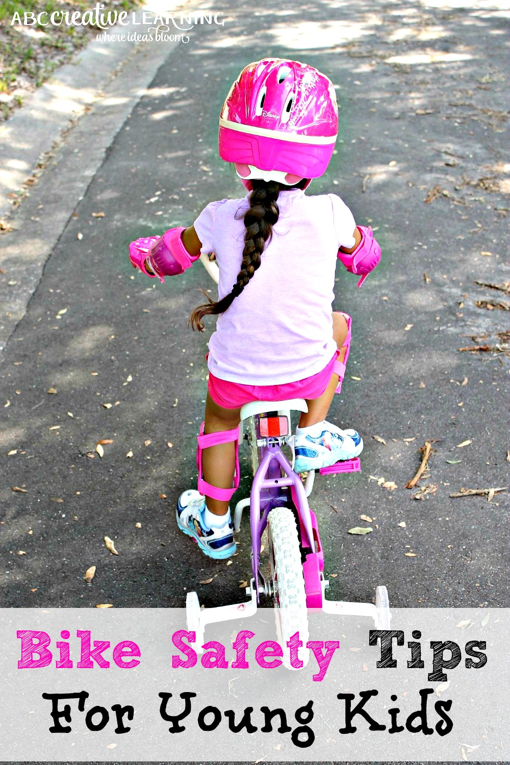 Bike Safety Tips For Young Kids WWM
