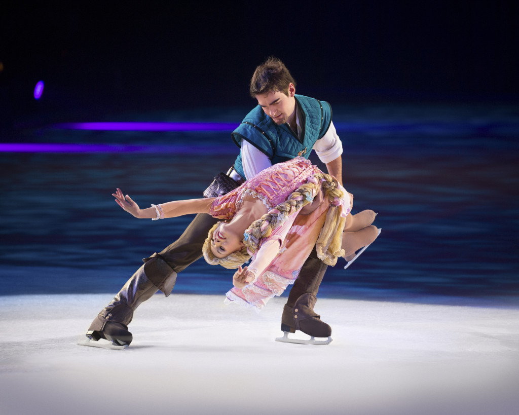 Disney On Ice 100 Years of Magic + Special Giveaway Rapunzel Flynn