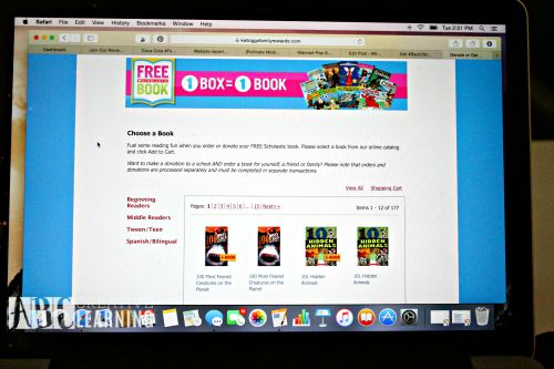 Importance of Reading and Creating a Monthly Book Basket Choose Books