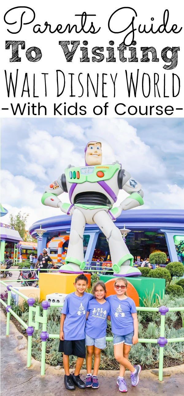 Guide Visiting Walt Disney World With Kids
